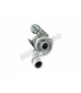 Turbo pour Renault Megane 2 1.9 dCi 120 CV Réf: 708639-5011S