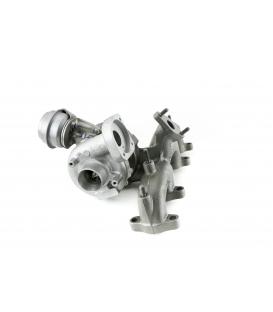 Turbo pour Audi A3 1.9 TDI (8L) 130 CV Réf: 716860-5004S