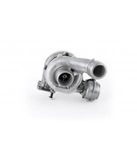 Turbo pour Fiat Multipla 1.9 JTD 110 & 115 CV Réf: 712766-9002S