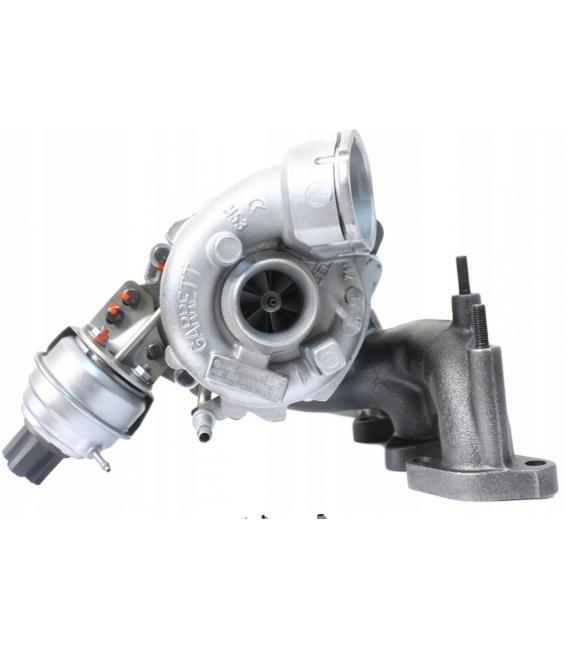Turbo pour Dodge Journey 2.0 CRD 140 CV Réf: 768652-5004S