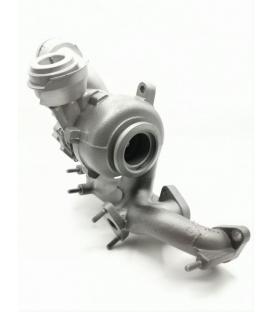 Turbo pour Skoda Octavia II 2.0 TDI 140 CV Réf: 756062-5004S