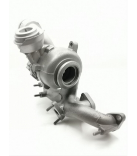 Turbo pour Volkswagen Touran 2.0 TDI 140 CV Réf: 756062-5004S