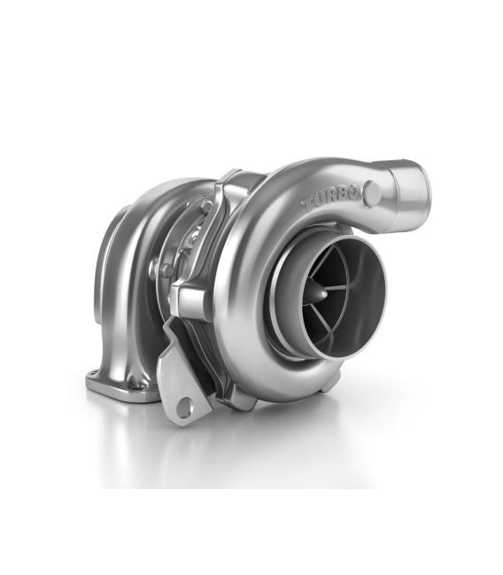 Turbo pour Mitsubishi L 300 2,3 TD (L038P) 68 CV - 70 CV Réf: 49168-01202