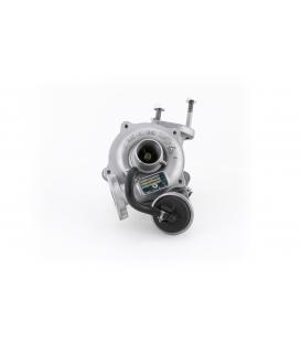 Turbo pour Fiat Doblo 1.3 JTD 69 CV Réf: 5435 988 0005