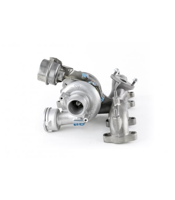 Turbo pour Audi A3 1.9 TDI (8L) 101 CV Réf: 5439 988 0018