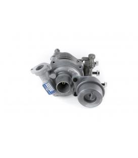 Turbo pour Fiat Cinquecento SJTD 75 CV Réf: 5435 988 0018