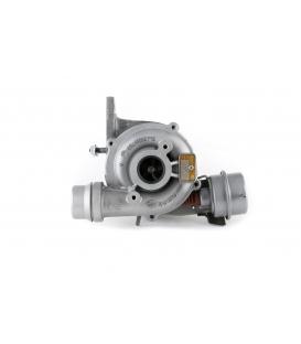 Turbo pour Renault Megane III 1.5 DCI 106 CV Réf: 5439 998 0127