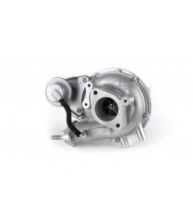 Turbo pour Nissan Navara 2.5 DI 133 CV Réf: VN3