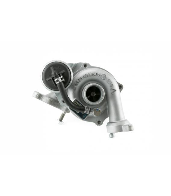 Turbo pour Citroen C 3 1.4 HDi 68 CV - 70 CV Réf: 5435 988 0009