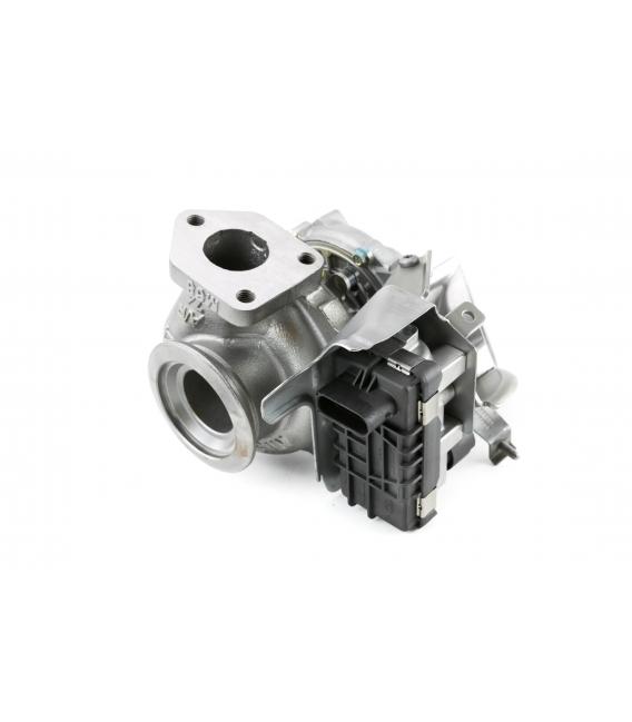 Turbo pour BMW Série 1 120 d (E87) 163 CV Réf: 750952-5017S
