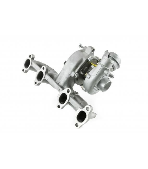 Turbo pour Audi A3 1.9 TDI (8L) 90 CV - 92 CV Réf: 713672-5006S