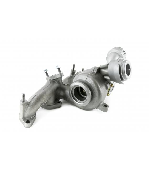 Turbo pour Skoda Octavia II 2.0 TDI 136 CV Réf: 724930-5010S