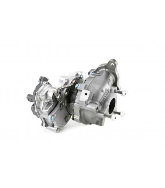 Turbo pour Toyota Auris 1.4 D-4D 90 CV - 92 CV Réf: 780708-5005S