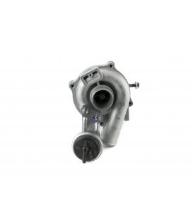 Turbo pour Nissan Micra 1.5 dCi 82 CV Réf: 5435 988 0002